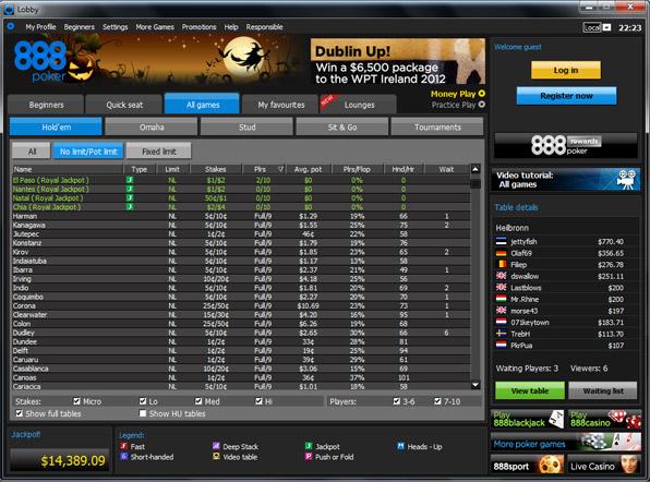 888 poker download windows phone