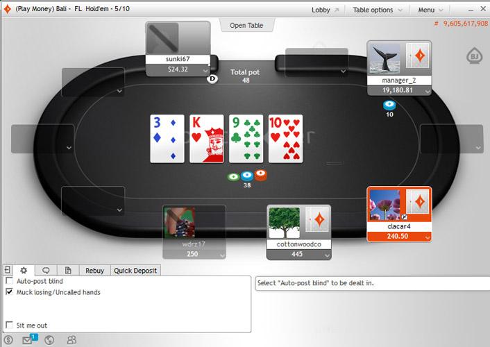 что такое твистер покер