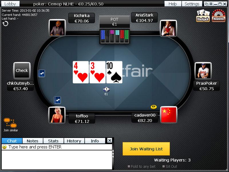 betfair poker download free