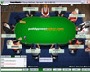PaddyPower poker table